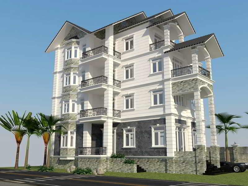 BUILDING ARCHITECTURE 8
